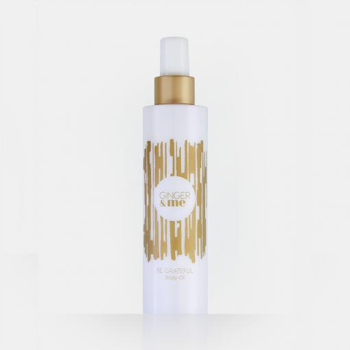 bodyoil-grateful Ginger & me-Gloss Beauty Boutique-Beauty Salon Matamata-Hobbiton-07 888 9960
